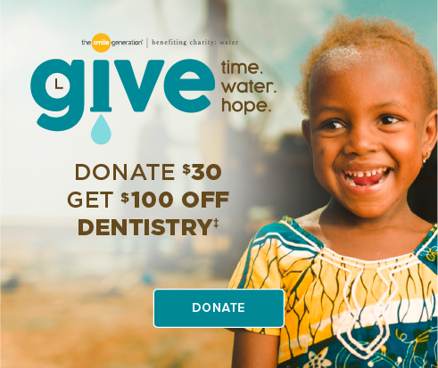 Donate $30, Get $100 Off Dentistry - Pearland Modern Dentistry and Orthodontics